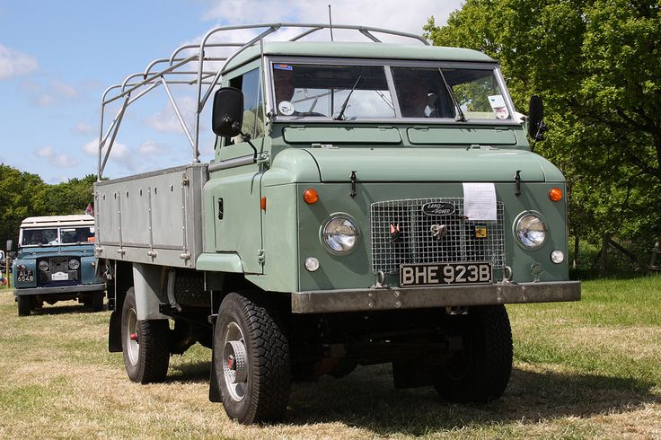 https://flic.kr/p/eTrbEW | Land Rover series 2A Forward Control BHE923B | Heskin Steam Rally 2-6-13 Land Rover series 2A Forward Control BHE923B