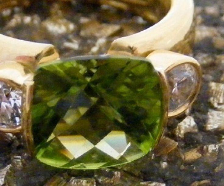 Unique cut gemstones image