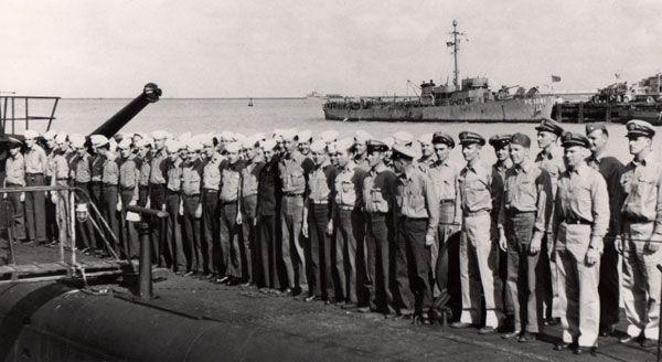 USS Tang Crew SS-306