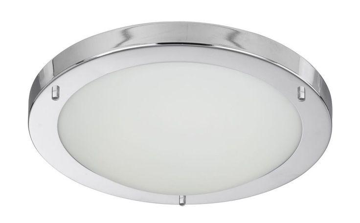 Searchlight Bathroom Flush Ceiling Glass Light Opal Diffuser Elegance in home lighting- Dushka Ltd London U.  sc 1 st  Pinterest & The 136 best Ceiling Lights by Dushka Ltd London UK. images on ...