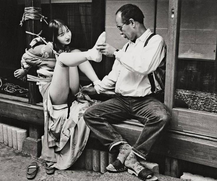 Vargina japanese erotic photographer araki