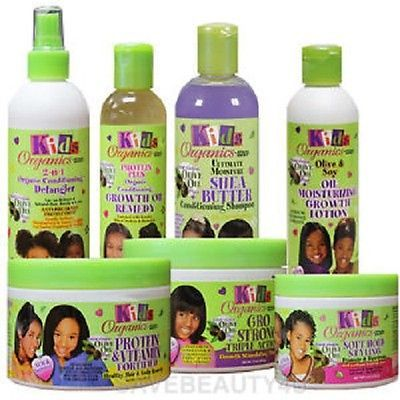 Organic products for kids