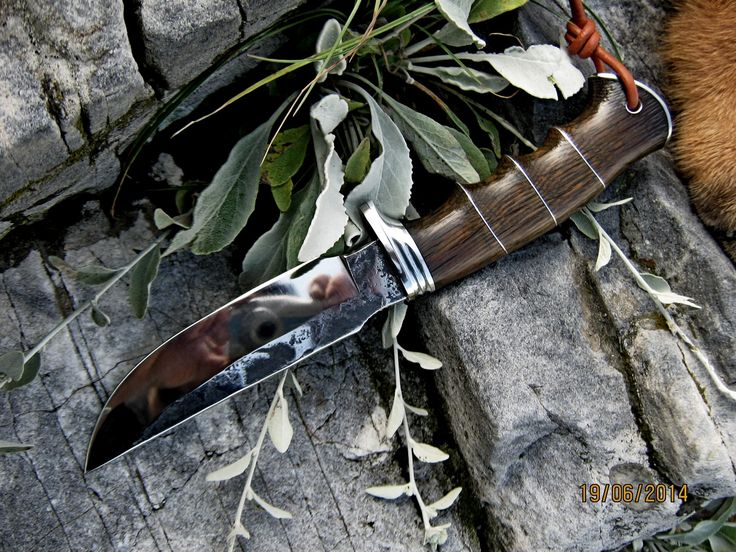 Hand forget  knives N685 steel