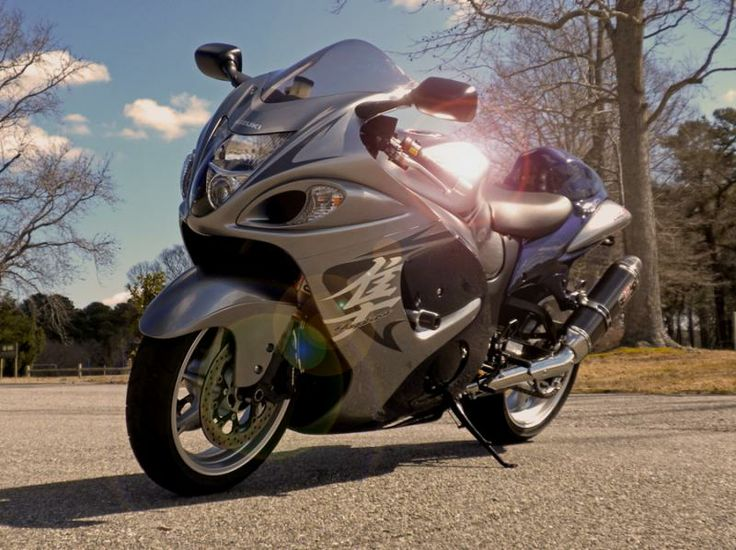 Suzuki Hayabusa Motorcycle Parts And Accessoriess