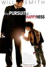 Otra película favorita de la mía. Una película muy alentador que le motiva para seguir adelante. Este hombre pierde TODO pero se mantiene fuerte y sigue creyendo en sí mismo. Una gran película!