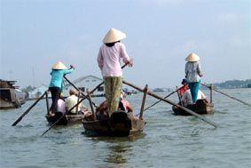 Chau Doc,Vietnam