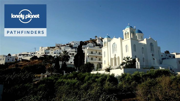 On the foodie trail in Ios, Greece - Lonely Planet vlog