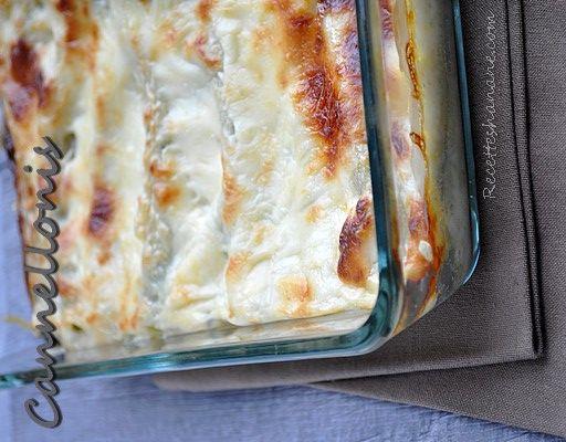 Avec ce temps vraiment glacial en ce moment (jusqu'a -10°C la semaine dernière) on a besoin de se réchauffer avec un bon plat chaud et réconfortant, je vous propose aujourd'hui une recette de cannelloni aux épinards et à la ricotta, une bonne façon de...