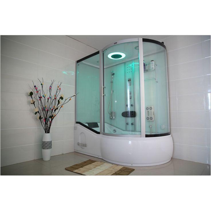Bad douche combinatie montie 170x90 badkamer pinterest - Baddouche ontwerp ...