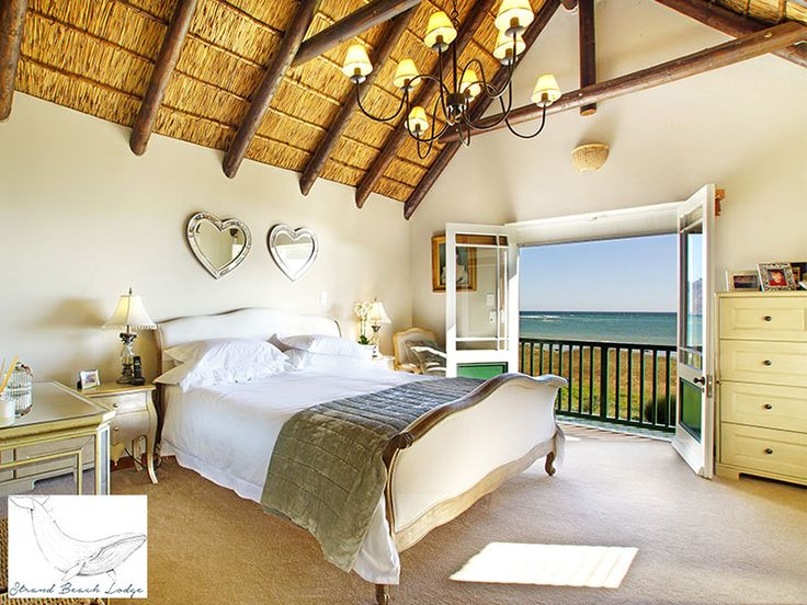 This Beautiful Room In Strand Beach Lodge Has A View Of False Bay