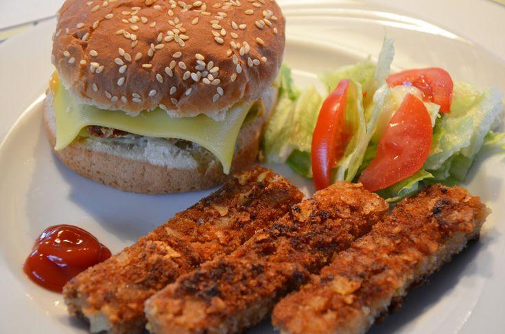 Wer den Crispy Chicken von Burger King vermisst, dem sei geholfen. Es ist SO einfach, ihn selber zu machen, selbst ohne Fleisch!     Ich wo...