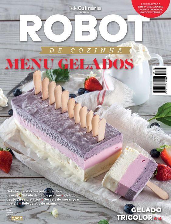 Tele Culinária Especial - Robot de Cozinha - Portugal - Julho 2017