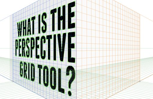 making aperspective grid | ... : Learn to Wield Illustrator's Perspective Grid Tool | Design Shack