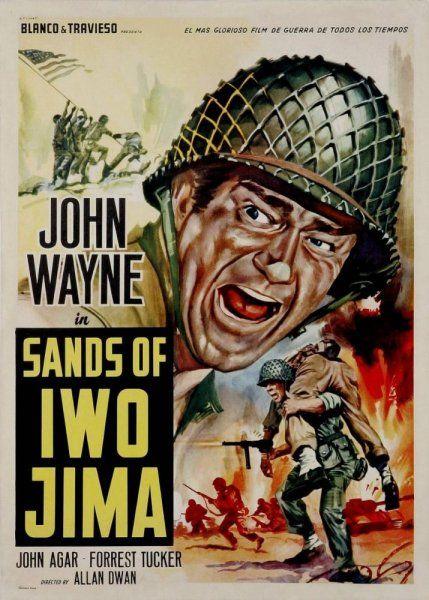 """""""Sands of Iwo Jima"""" (1949)"""