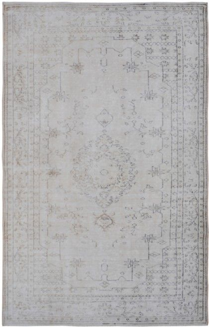 bayat / vintage turkish rugs - sun-faded on rooftops