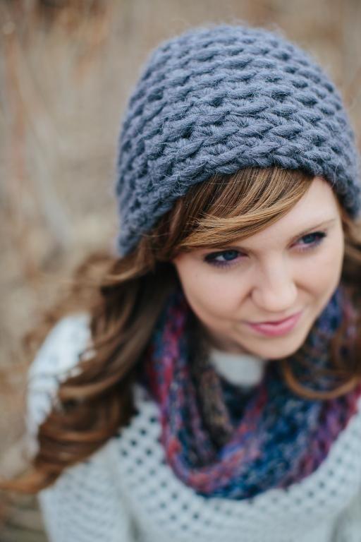 Bulky Beanie Crochet Pattern
