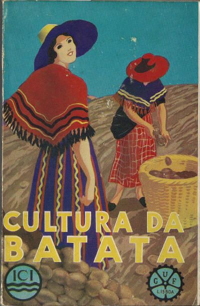 Potato Culture - SEABRA, António Luís de, 1934