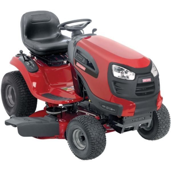 Craftsman 42 in 21hp YT3000 Hydro Model 28851 Yard Tractor Updated Review - They say it's the best bang for your buck!