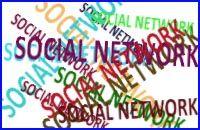 История социальных сетей