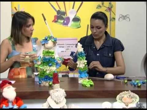 Mulher.com - 07/11/2012 - Andrea Malheiros - Anjinho de Porta 02 (+playl...