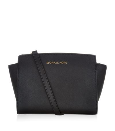 Buy MICHAEL Michael Kors Medium Selma Messenger Bag £220