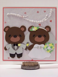 Mee Mees Creations: Teddy Bear Parade Blog Hop