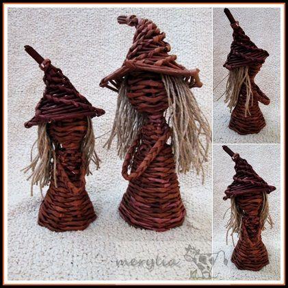 mini čarodějky