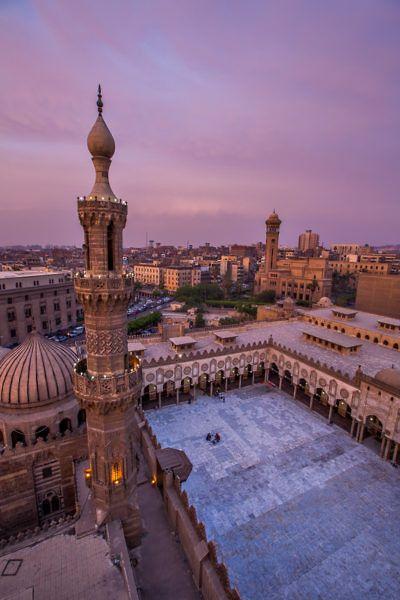 The Mosque.Cairo