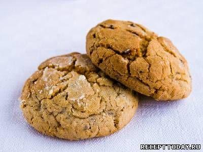 Рецепт Пышное печенье с мюсли