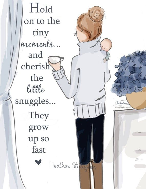wall art for moms and women tiny moments wall art print on wall of moms id=90272