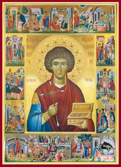 The Great Martyr and Healer Panteleimon