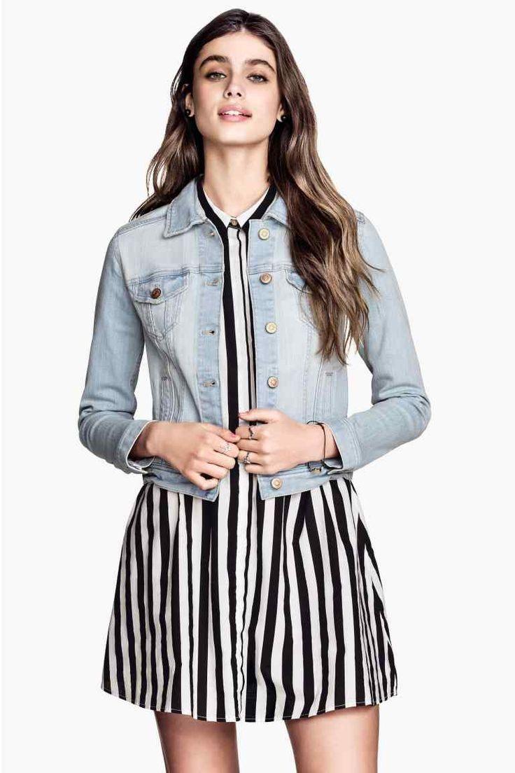 Jachetă din denim | H&M