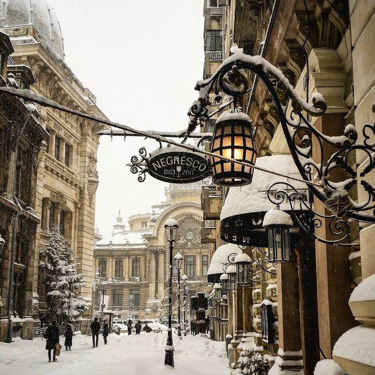 Bună dimineața, București!