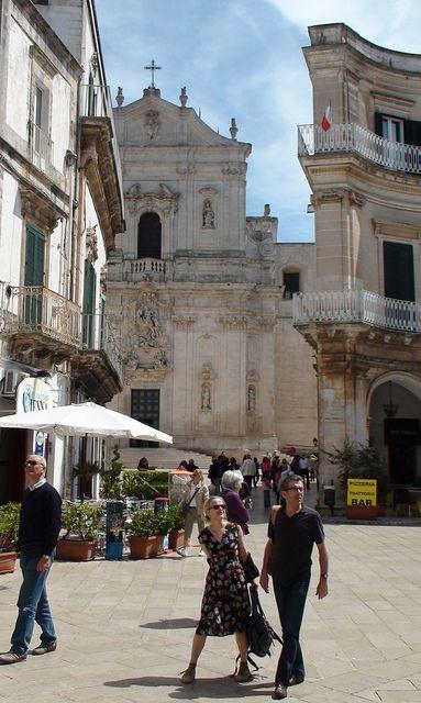 Martina Franca - Centre historique Puglia, Italy