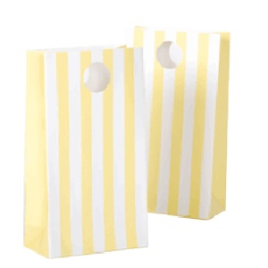 Favour bags! $13 for 12. So $91 for 80 of them.. hmm. EDIT: She will do it for me for $77 :)