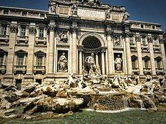 Fuente De Trevi, Fontana Di Trevi, Roma