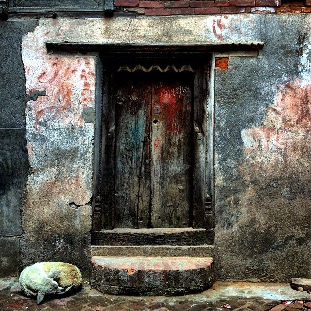KathmanduPost, Gateway, Kathmandu Ktrap, Painting Doors, Windows, Fabulous Portal, Amazing Doors, Unique Doors, Kathmandu Nepal
