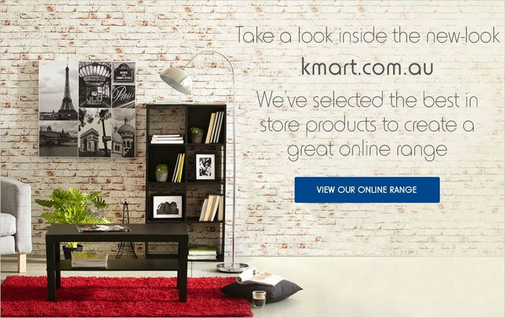 Welcome to Kmart Shop Online