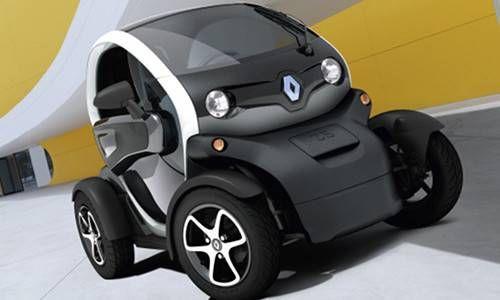 #Renault #Twizy.  El vehículo eléctrico creado para la ciudad. Diseño innovador y  arquitectura futurista.