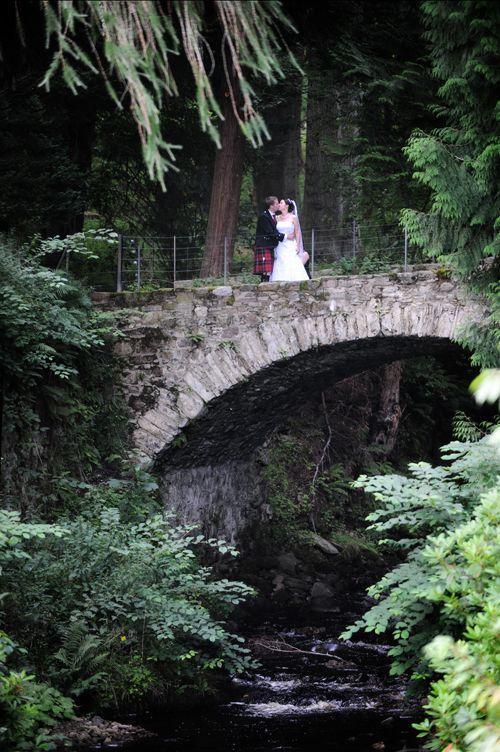 Real Weddings Caryn Mark S Scottish Castle Wedding Ideas Venues