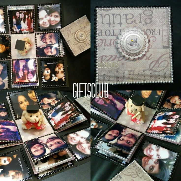 Farewell explosion box www.facebook.com/giftsclub.in www.instagram.com/giftsclub.in