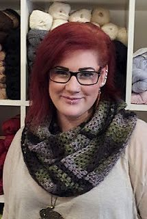 Granny Tube Cowl--corner start