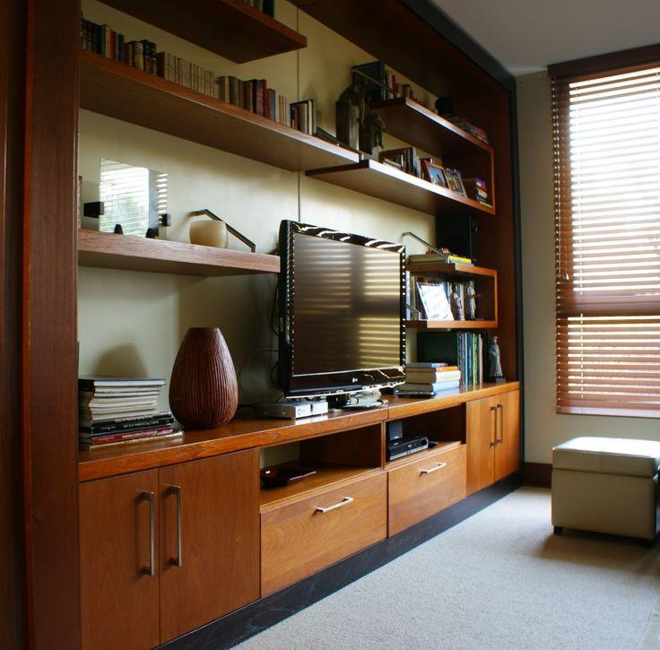 Muebles para sala de estar. (2009) | Consultoria en Diseño