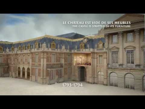 Versailles after the French Revolution video of tour | for CC Cycle 2 Week 11 & 12