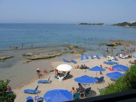 Katakolon beaches
