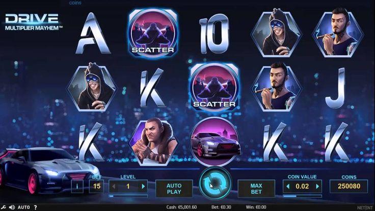Drive Multiplayer Mayhem Online Slot Review