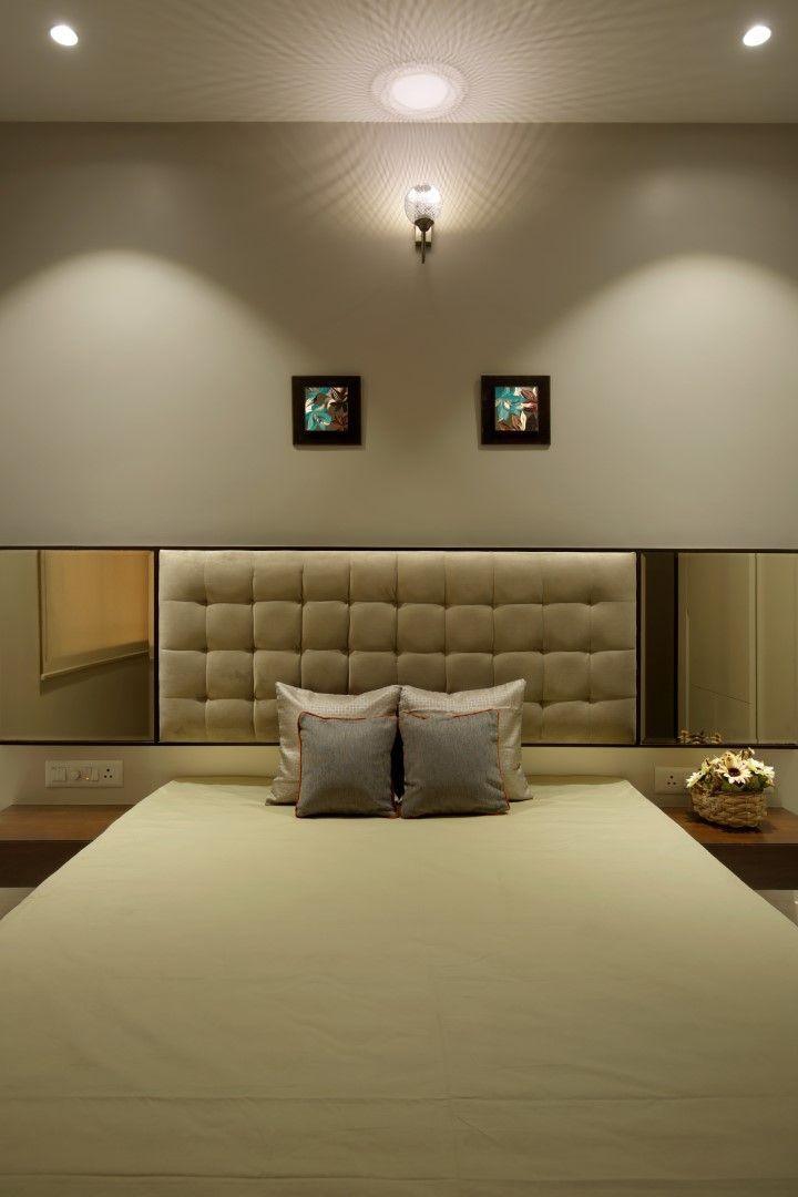 Sample Villa Interiors For Alaswad Villas Vadodara Bed Design