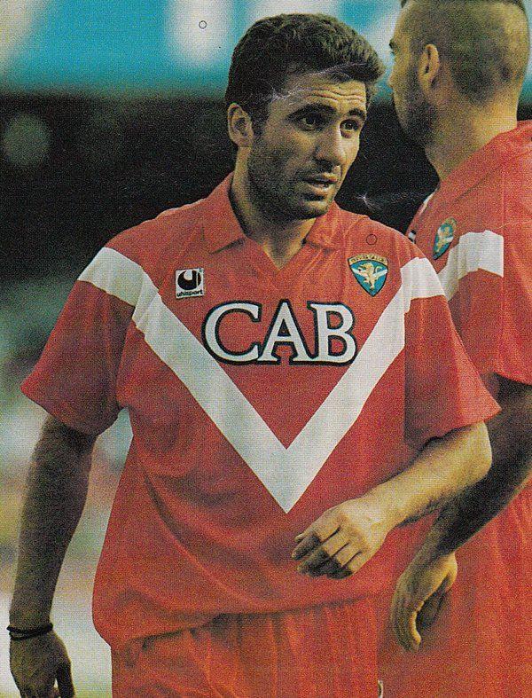 Gheorghe Hagi at Brescia 1992/93