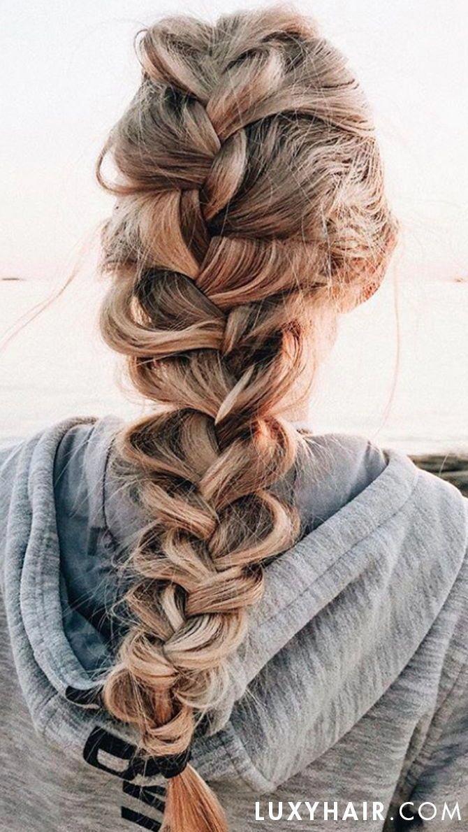 braided hairstyles cute girl hairstyles #braidedhairstyles