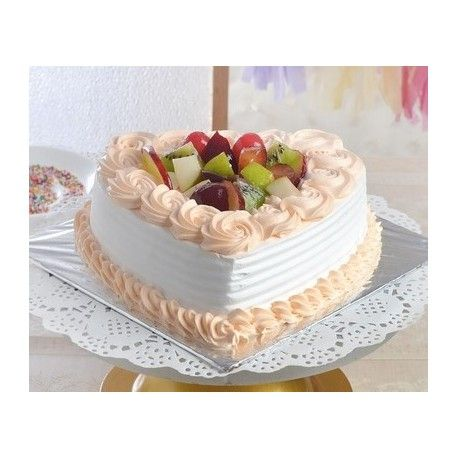 Heart Shape Cakes Delivery in Noida